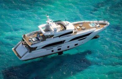 URIAMIR Чартерная моторная яхта от Benetti