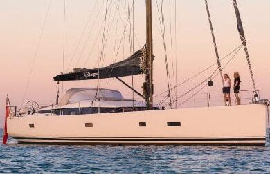 Sailing Yacht Allegro