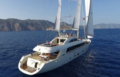 Чартерная парусная яхта Aresteas 51 метр