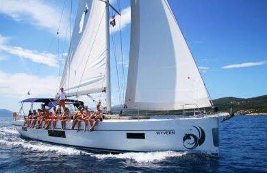 Чартерная парусная яхта COSMOS STAR