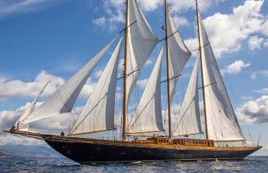 Чартерная парусная яхта CREOLE 65 метров