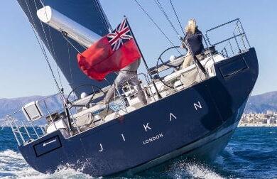 Чартерная парусная яхта JIKAN