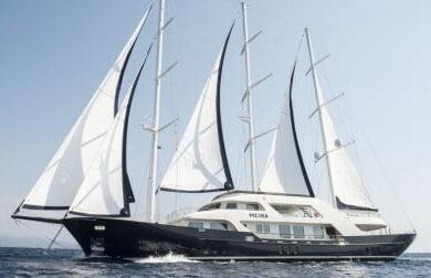 Чартерная парусная яхта Meira 50 метров