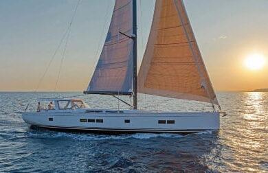Чартерная парусная яхта NADAMAS