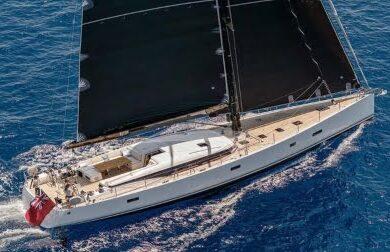 Чартерная парусная яхта XAIRA